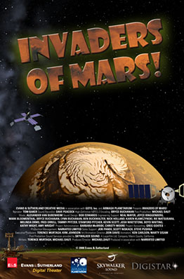 Invaders of Mars